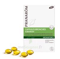 Aromaforce Caps Bronches Bio B/30 à TOULOUSE