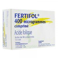 Fertifol 400 µg Cpr Plq/90 à TOULOUSE