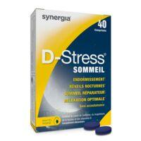 D-stress Sommeil Comprimés B/40 à TOULOUSE