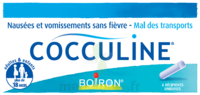 Boiron Cocculine Granules En Récipient Unidose Doses/6 à TOULOUSE