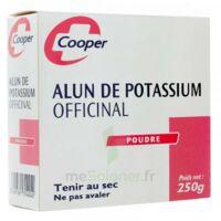 Cooper Alun Potassium Poudre B/250g à TOULOUSE