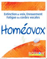 Boiron Homéovox Comprimés à TOULOUSE