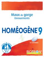 Boiron Homéogène 9 Comprimés à TOULOUSE