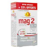Mag 2 24h Comprimés Lp Nervosité Et Fatigue B/45+15 Offert à TOULOUSE