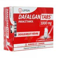 Dafalgantabs 1 G Cpr Pell Plq/8 à TOULOUSE