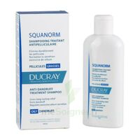 Ducray Squanorm Shampooing Pellicule Grasse 200ml à TOULOUSE