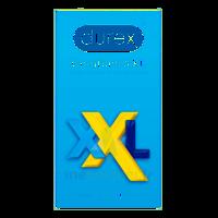 Durex Comfort Xxl Préservatif Lubrifié B/10 à TOULOUSE