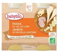 Babybio Pot Panais Jambon Gruyere à TOULOUSE